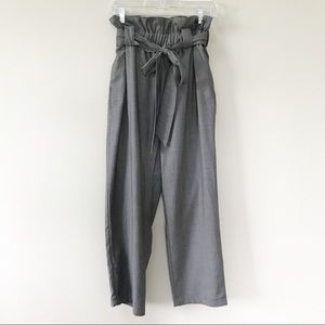 Cartonnier for Anthropologie   Tie-Front Pants XS